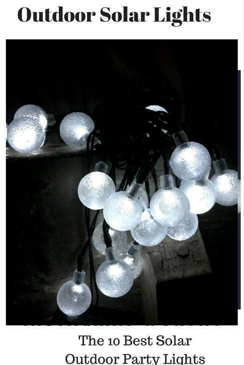 pool party lights