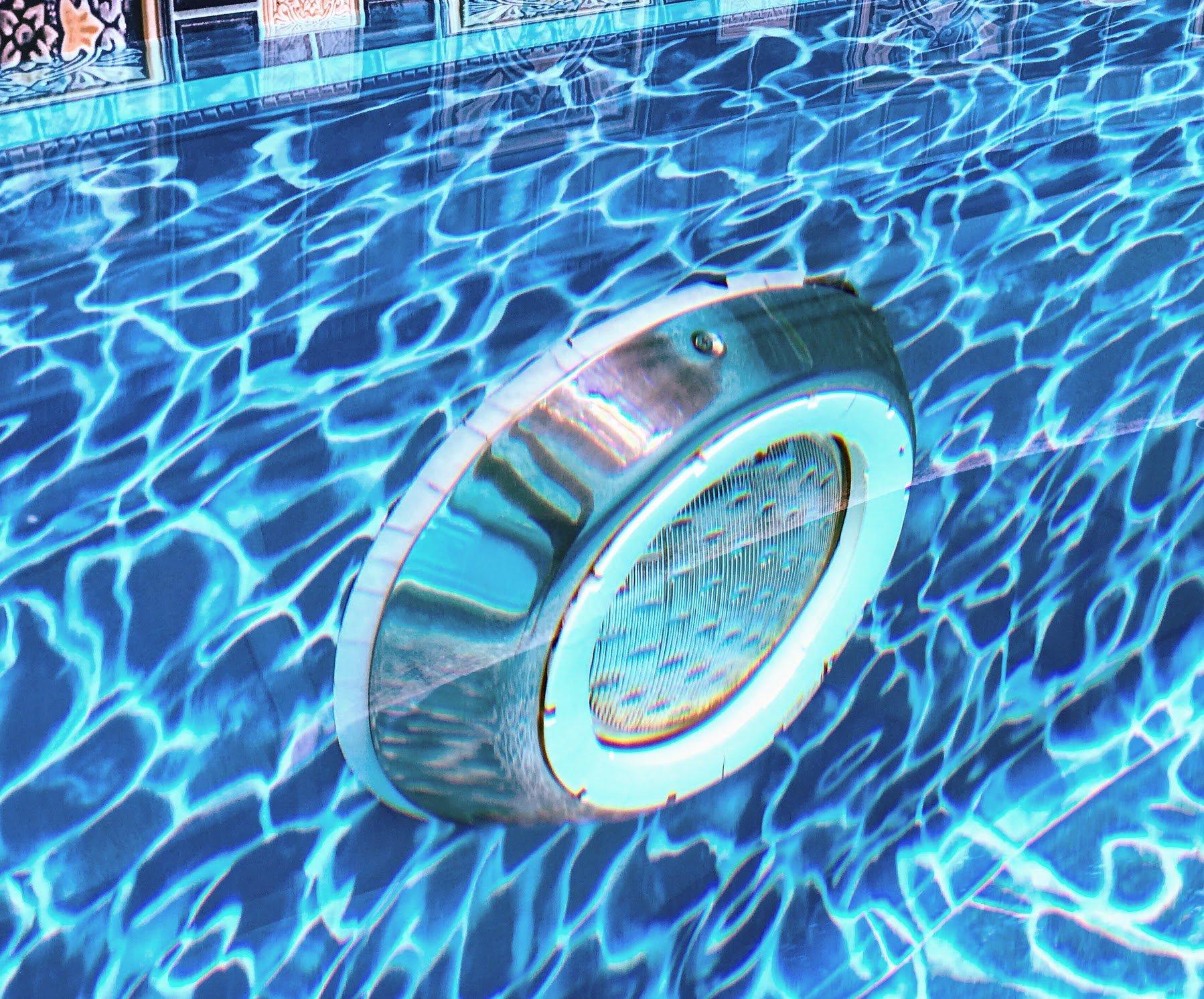 inground pool lights