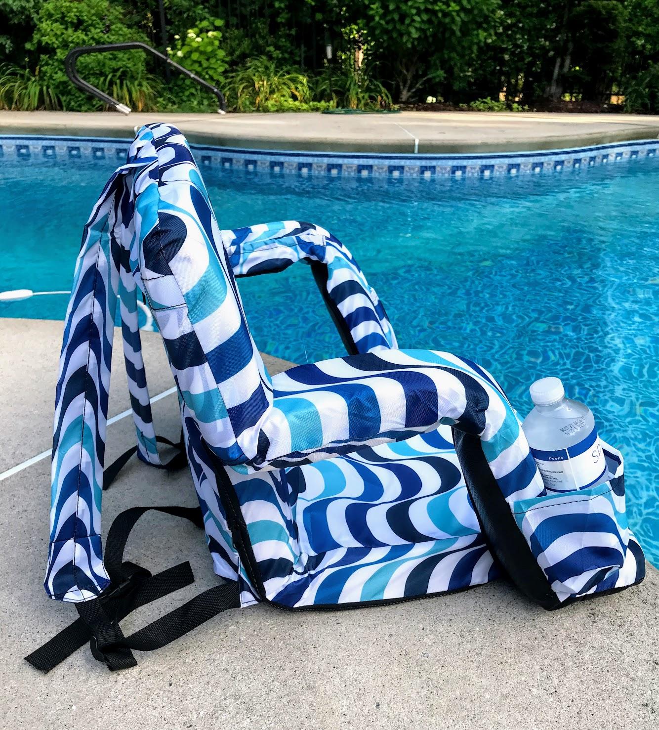 swimming pool chair