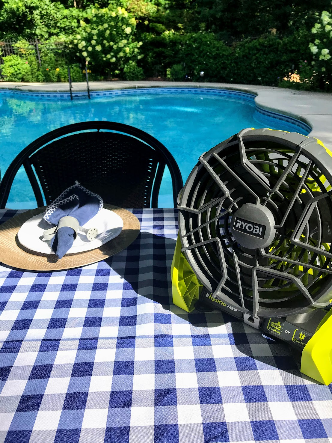 battery operated portable cooling fans