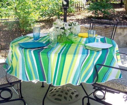 umbrella tablecloths