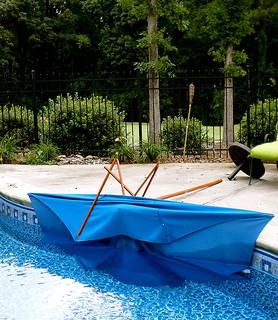 wind resistant pool umbrella